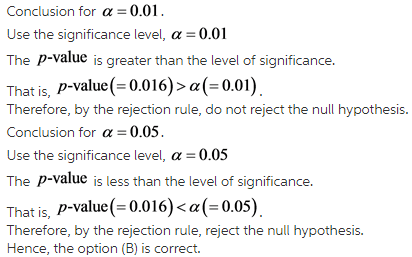 what is the difference between p value and significance level