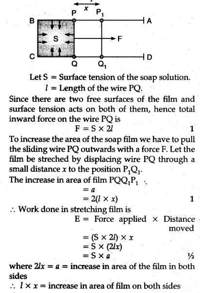 surface tension and temperature relationship