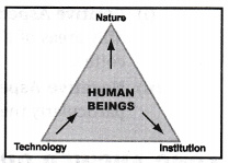 relationship between nature and human beings