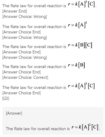 Tutorial 2 Student | Reaction Rate | Activation Energy