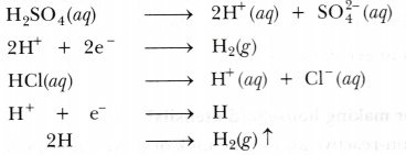 hydrogen metal or nonmetal