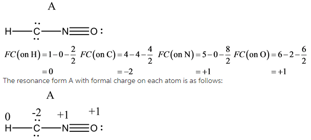 how to find the formal charge of a lewis structure