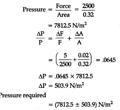Pressure   mechanical engineering.